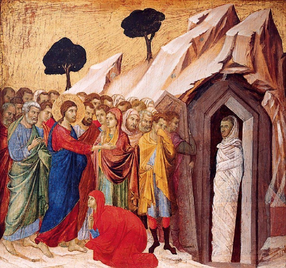 Homily From the 5th Sunday in Lent, Year A (3/3)