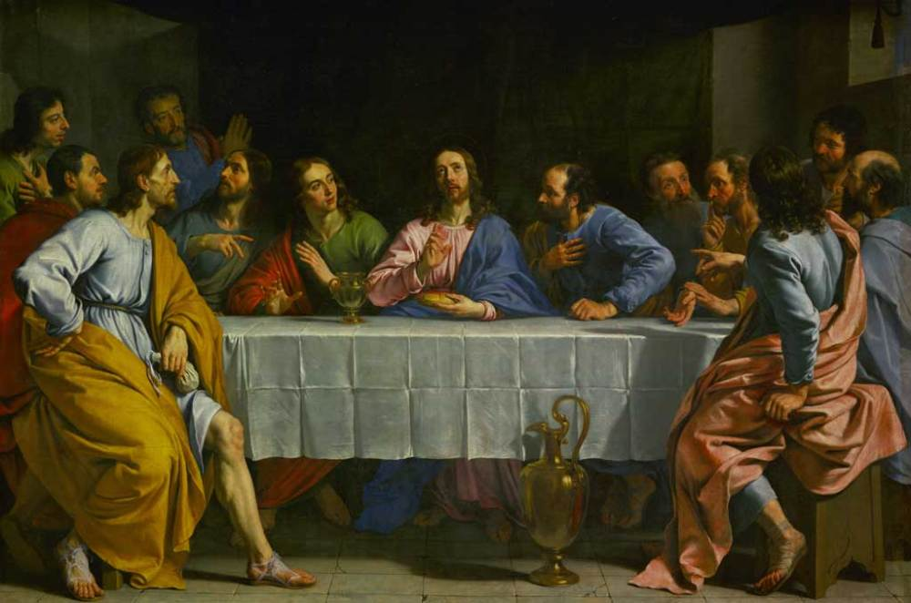 Homily From Holy Thursday: The Mass of the Lord's Supper (1/3)