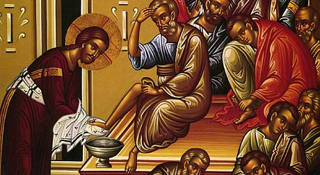 Homily From Holy Thursday: The Mass of the Lord's Supper (2/3)