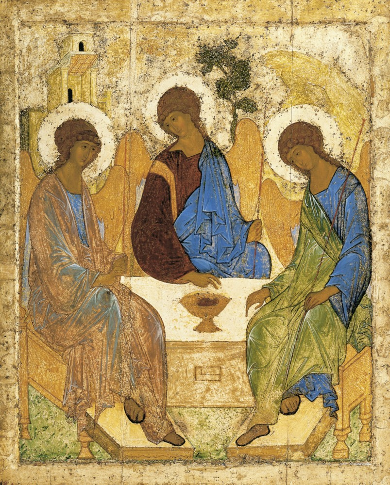 Homily From the Solemnity of the Most Holy Trinity (3/3)