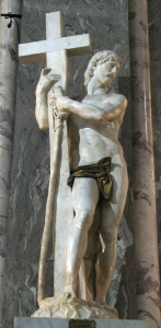 Christ the Redeemer By Michelangelo