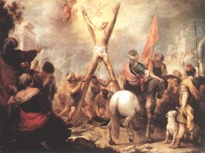 The Martyrdom of St. Andrew By Bartolomé Esteban Perez Murillo