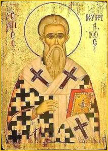 St Cyprian of Carthage