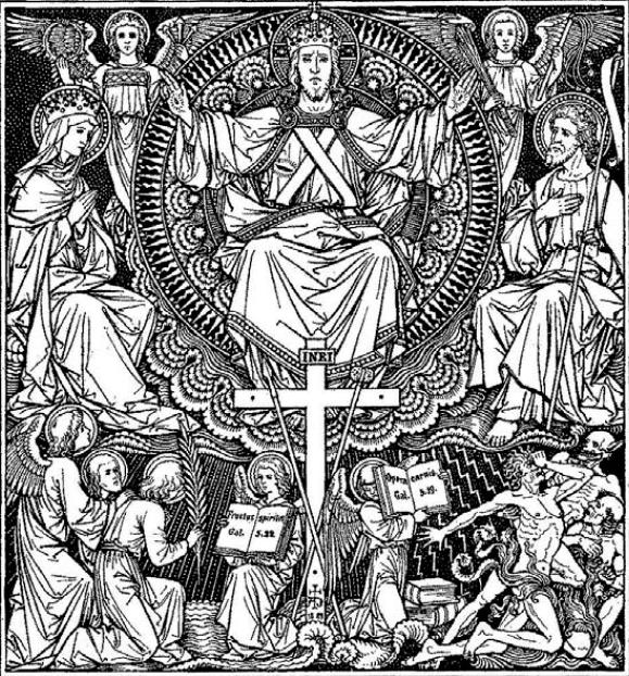Homily From the Solemnity of Christ the King, Year C (1/2)