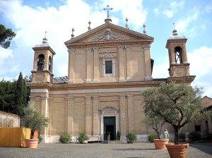 Basilica di Sant'Anistasia al Palatino in Rome