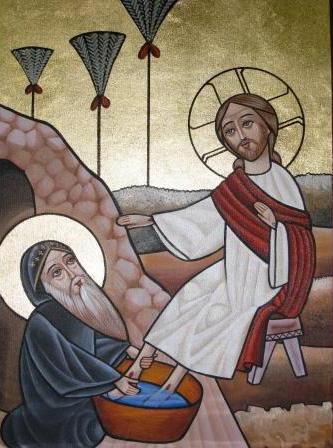 The Communion of Saints: St. Pishoy