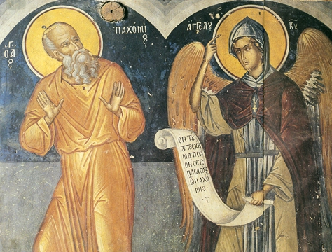 The Communion of Saints: St. Pachomius the Great