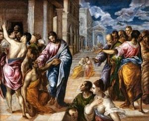 Jesus_exorcism in synagogue