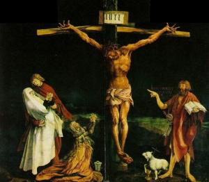 """""""Isenheim Altarpiece"""" by Matthias Grünewald, 16th Century"""