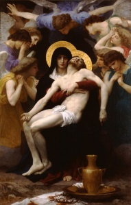 """Pietá"" by Adolphe Bouguereau, 1876"